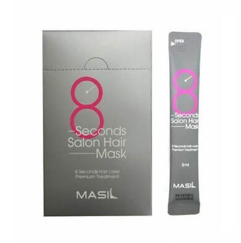 Маска для быстрого восстановления волос Masil 8 мл