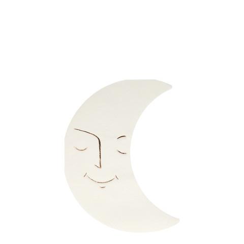 Салфетки в форме луны
