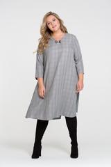 Платье Палома серый