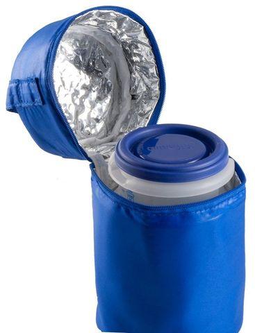 Miniland Pack-2-Go HermiSized Термосумка, синяя
