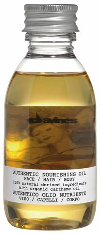 Davines AUTHENTIC Питательное масло