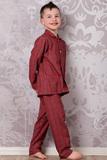 Детская фланелевая пижама унисекс BoboSette
