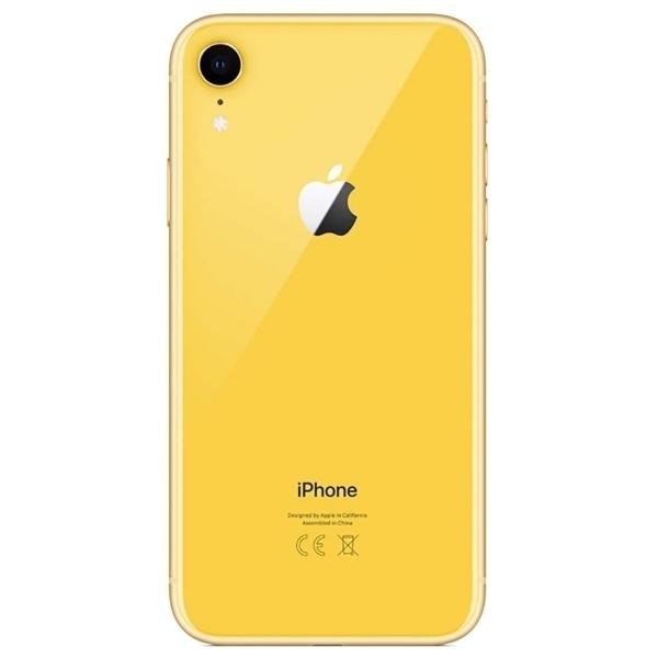 Apple iPhone XR 128GB Yellow (Ростест)