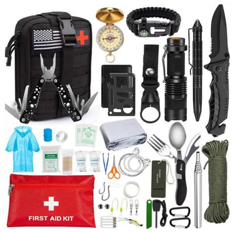 Набор для выживания 20 предметов (AGCY-11)