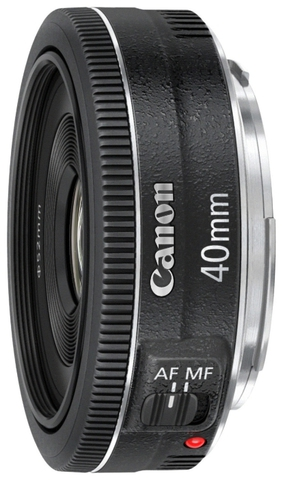 Canon EF 40mm f/2.8 STM (MALAYSIA)