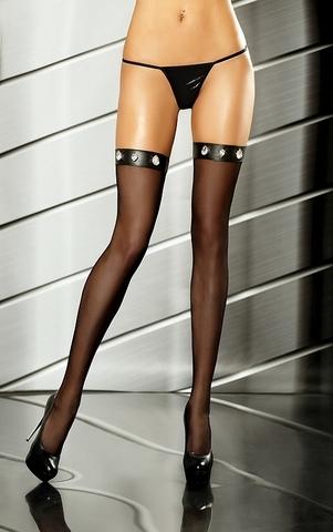 Роскошные чулки Lolitta - Passionate Stockings