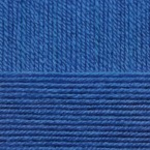 Купить Пряжа Пехорка Детская новинка Код цвета 026-Василек | Интернет-магазин пряжи «Пряха»