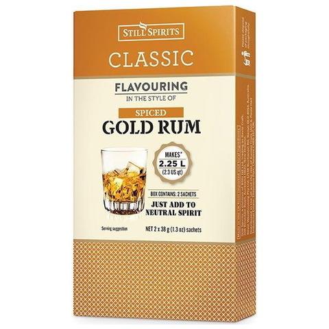 Эссенция Still spirits Spiced gold rum, 2х16 г на 2,25 л