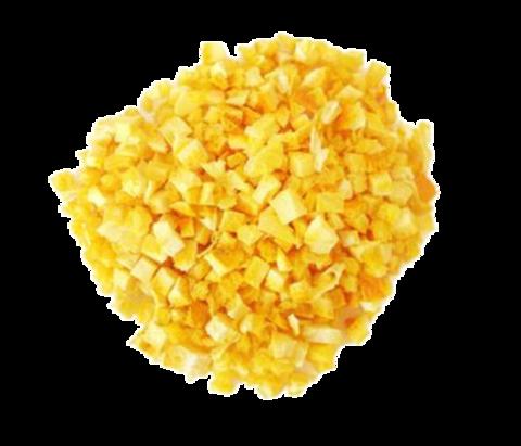Сублимированный манго (кусочки 5х5 мм), 50гр