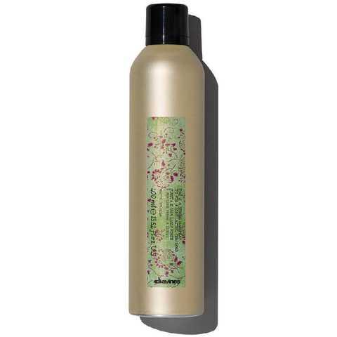 Strong Hold Hair-spray - Лак сильной фиксации more inside для длительной стойкой укладки