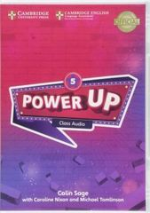 Power Up 5 Class CD лицензия .х4