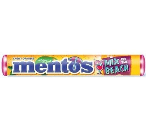 Mentos Mix on the beach Ментос пляжный микс 38 гр