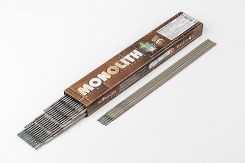 Электроды Монолит РЦ ТМ Monolith d-4 мм. Упаковка - 2,5 кг.