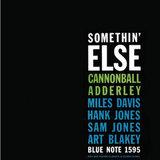 Cannonball Adderley / Somethin' Else (LP)