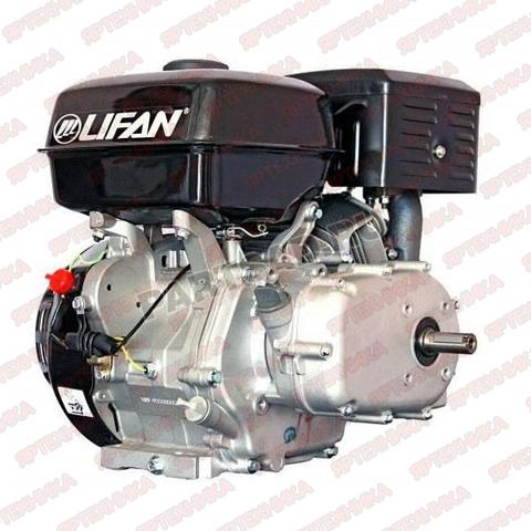 Двигатель Lifan 188F-R с понижающим редуктором