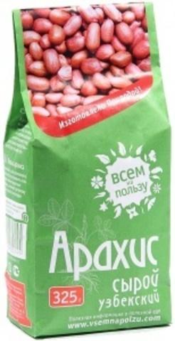 Всем на пользу арахис узбекский 325 г