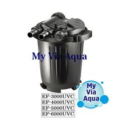 Напорный фильтр для пруда ViaAqua EF-6000UVС, Atman EF-6000UV