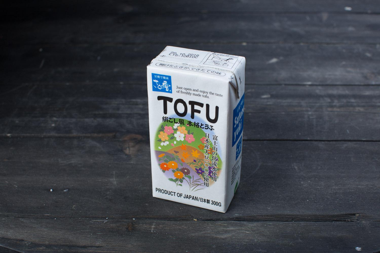 Соевый сыр тофу (твердый)