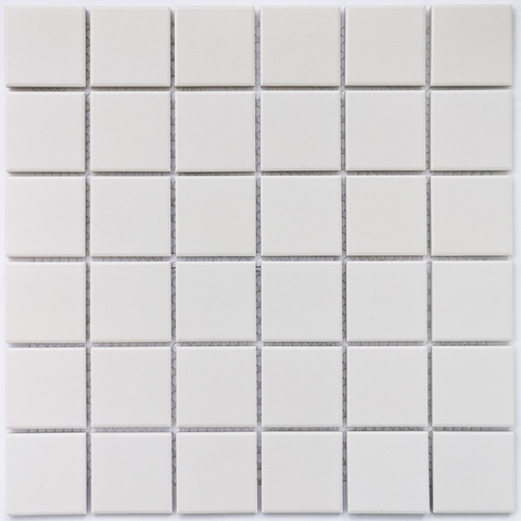 Мозаика керамическая Arene White