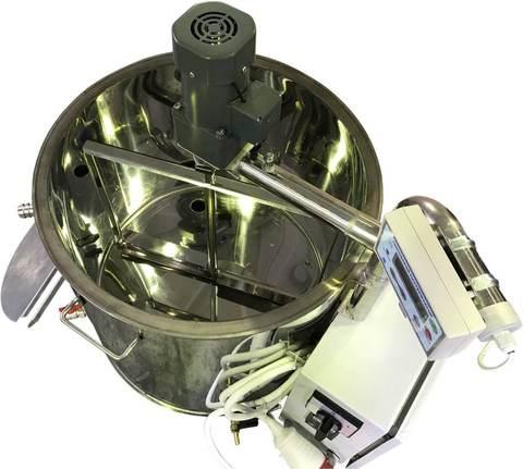 Автоматическая сыроварня с мешалкой Молзавод 80 литров, купить в Москве