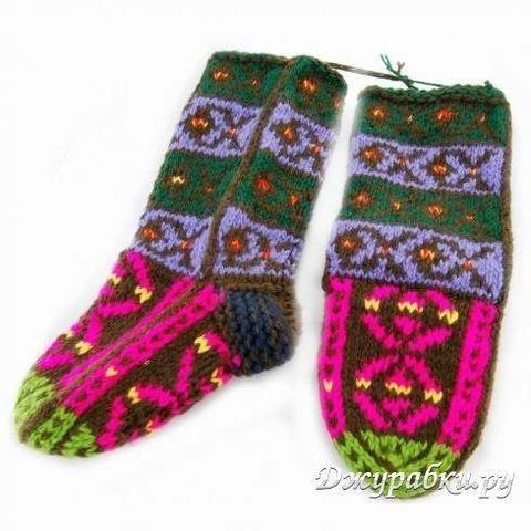 Джурабы носки женские 0061