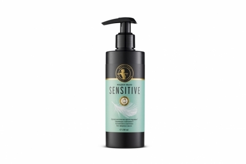 Жидкое мыло с церамидами и витамином F Sensitive, Мастерская Олеси Мустаевой
