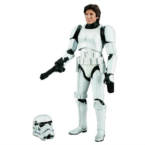 Хан Соло - Han Solo (Stormtrooper Disguise)