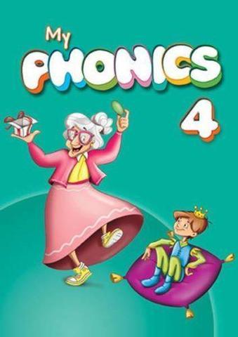 My phonics 4. Pupil's book. Учебник (с ссылкой на электронное приложение)