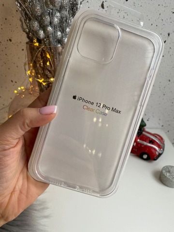 Чехол Iphone 12 Pro Max 6.7 Clear Case