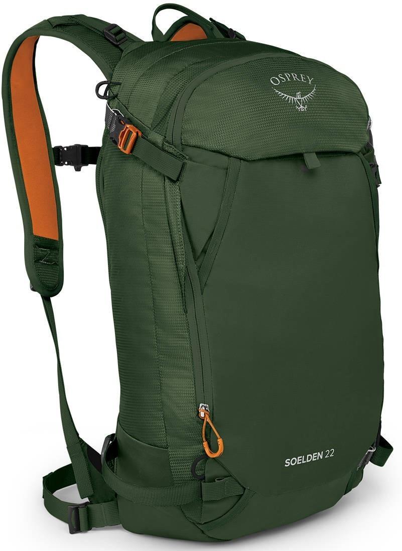 Рюкзаки для сноуборда Рюкзак Osprey Soelden 22 Dustmoss Green Soelden_22_F20_side_dustmossgreen_web.jpg