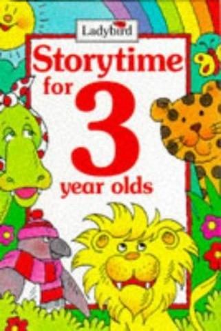 Storytime for 3 year olds | Joan Stimson