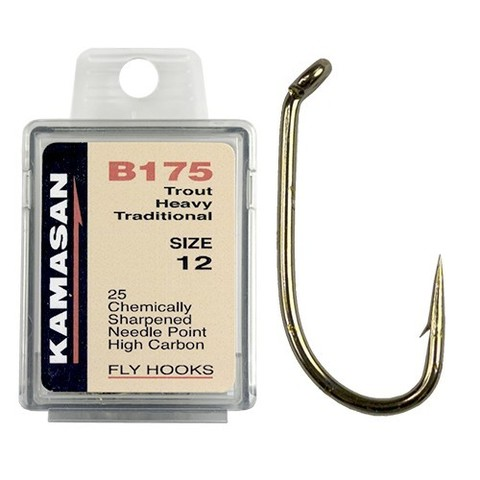 KAMASAN Крючки B175 (25 шт)