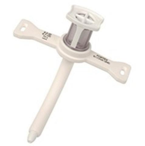 Трахеостомическая трубка без манжеты, силиконовая