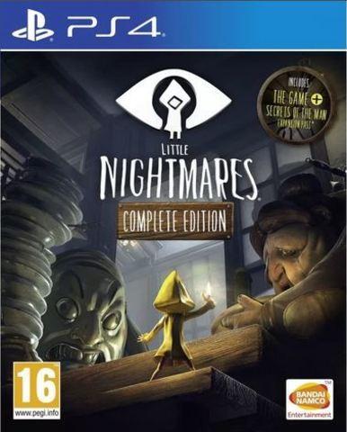 Little Nightmares. Complete Edition (PS4, русские субтитры)