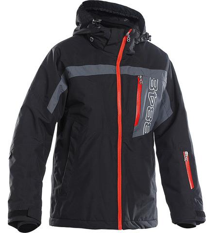 Куртка горнолыжная 8848 Altitude Coy Black детская