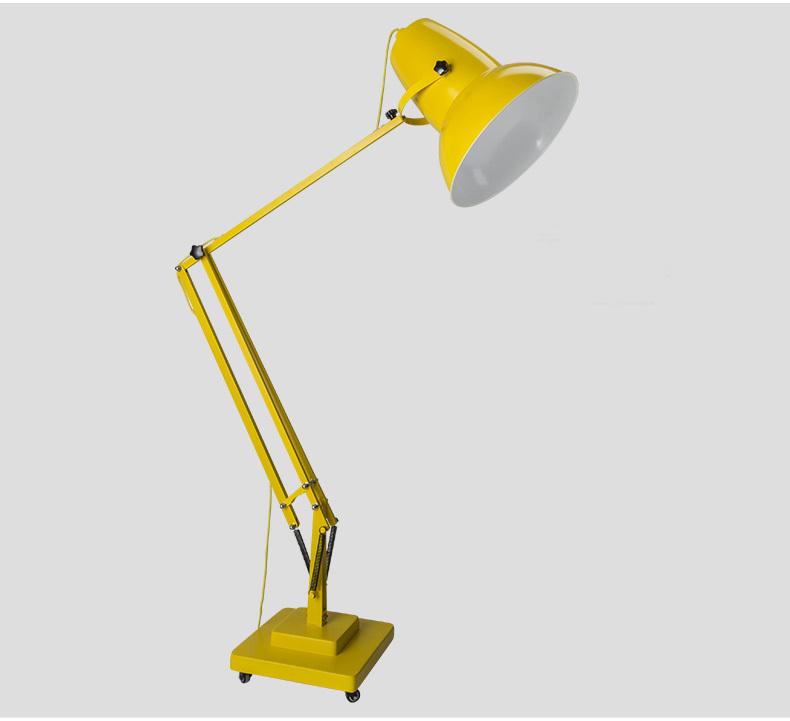 Напольный светильник копия Giant by Muno (желтый)