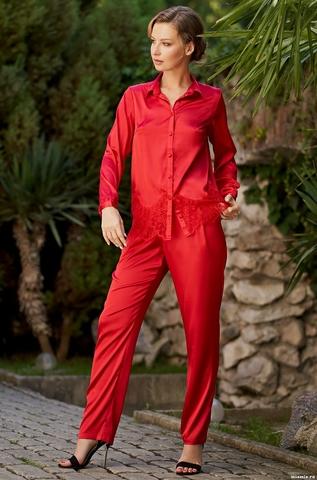 Комплект брючный  Mia-Amore AFRODITA RED Афродита 2166