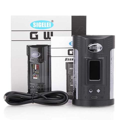 Батарейный мод Sigelei GW 257W TC