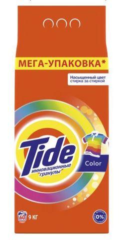 Стиральный порошок Tide Color автомат 9 кг