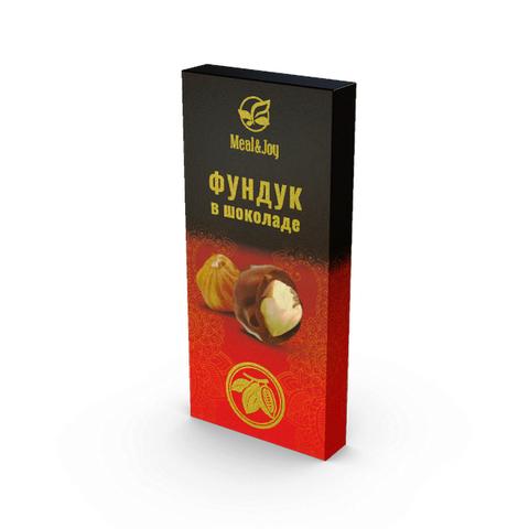 Фундук в шоколаде, 60 г