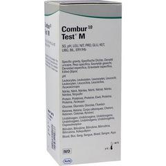 11379208077 Тест-полоски Комбур М-Combur 10 Test M для Мидитрон, 100шт/уп /Roche Diagnostics/
