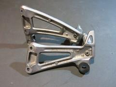Подножки Suzuki GSF с кронштейном