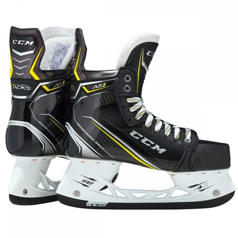 Коньки CCM SUPER TACKS AS1 7,5 D