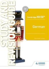 Cambridge IGCSE™ German Study and Revision Guide P