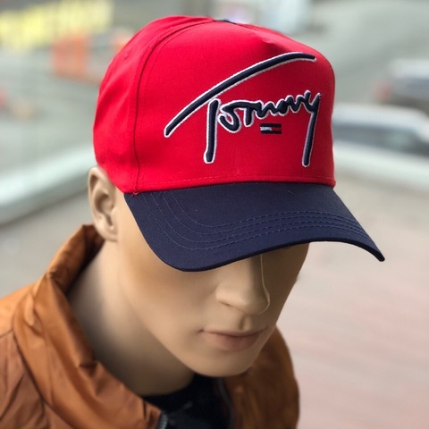 Кепка TOMMY HILFIGER 049799red