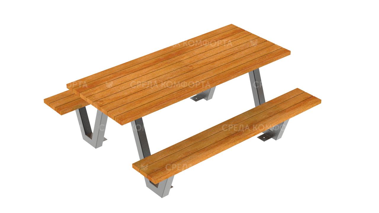 Скамейка со столом SCAM0247