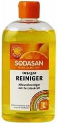 Универсальное моющее средство, Sodasan, Апельсин, 500 мл