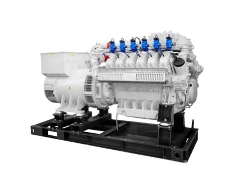 Пример ПМООС Газопоршневая теплоэлектростанция (ГПЭС) блочного типа
