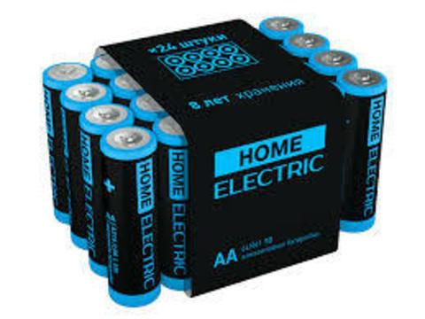 Батарейка АА Home Electric