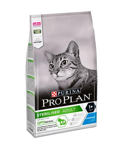 Pro Plan сухой корм для кошек стерилизованных (кролик) 1,5 кг